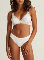 Onyx soft-bra white