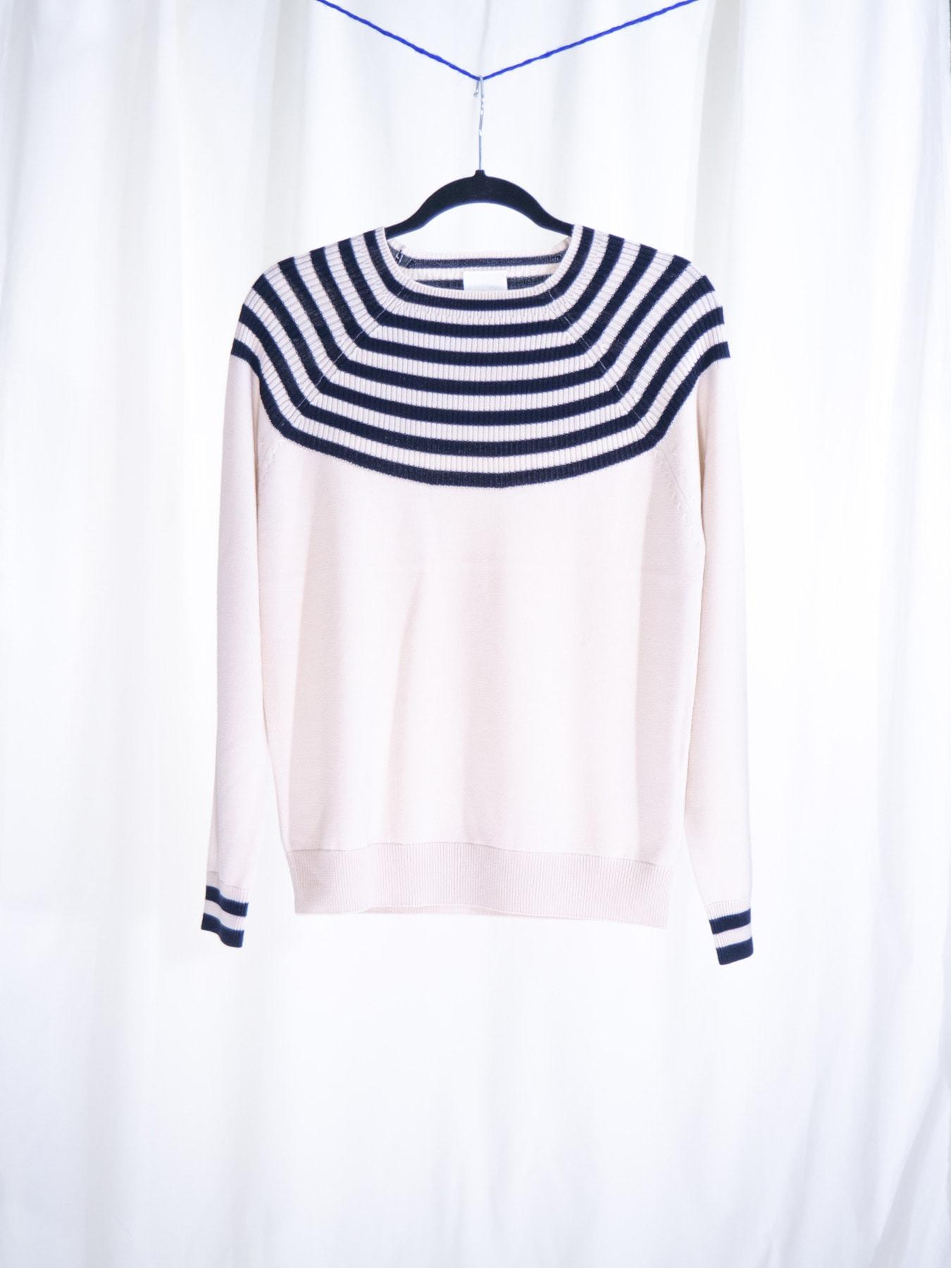 Colour blouse stripes