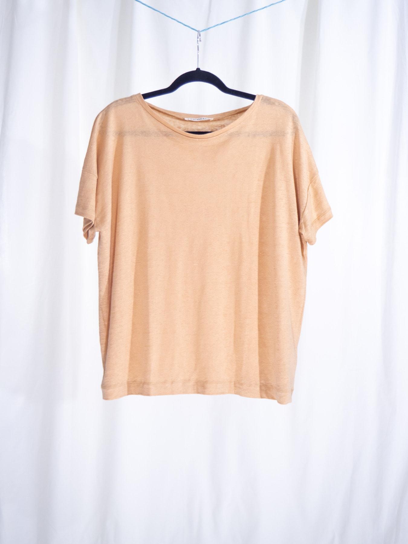 Luca T-shirt chai