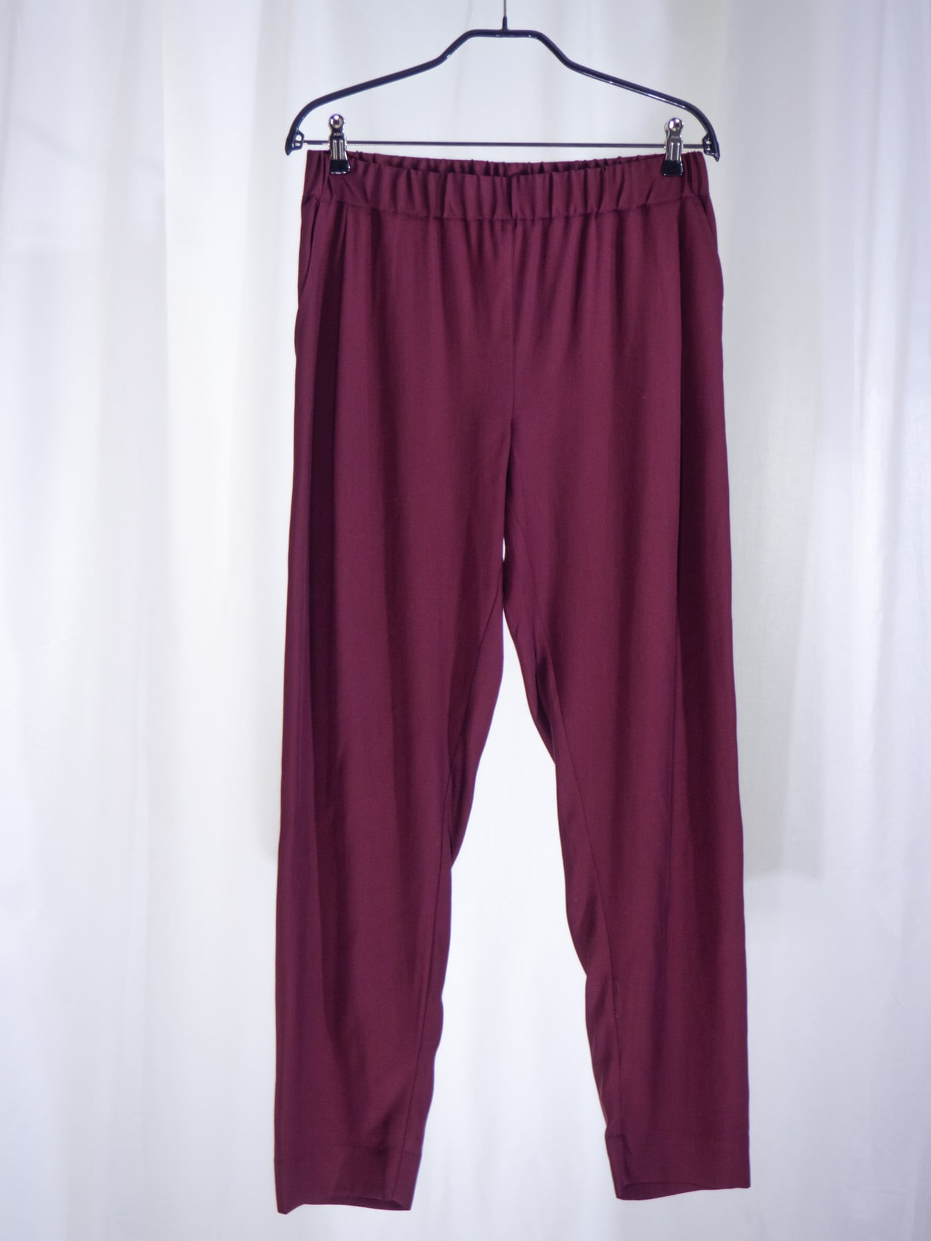 Jira trousers bordeaux