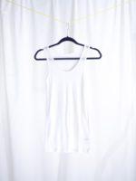 Marie undershirt white