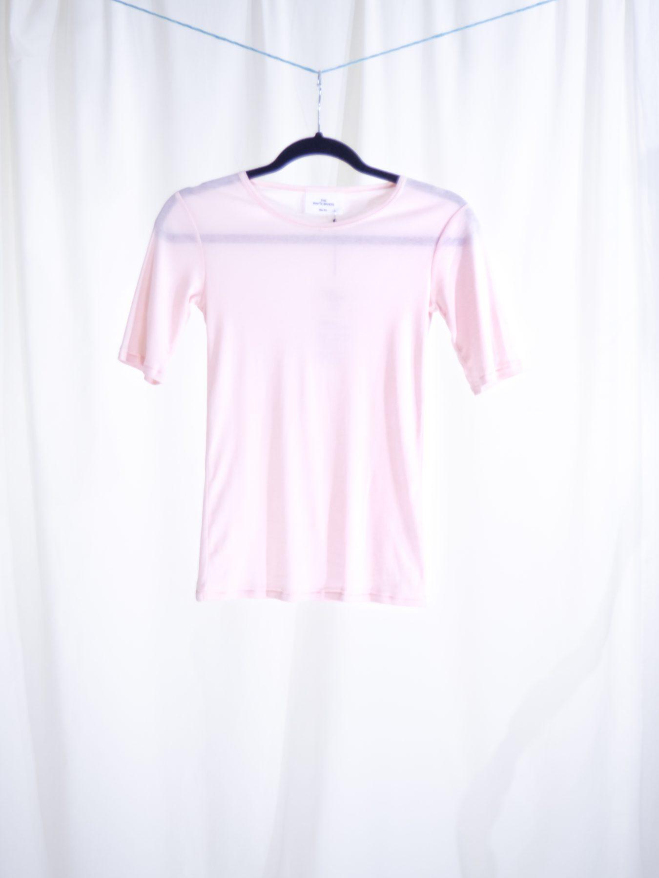 Ivy T-shirt rose