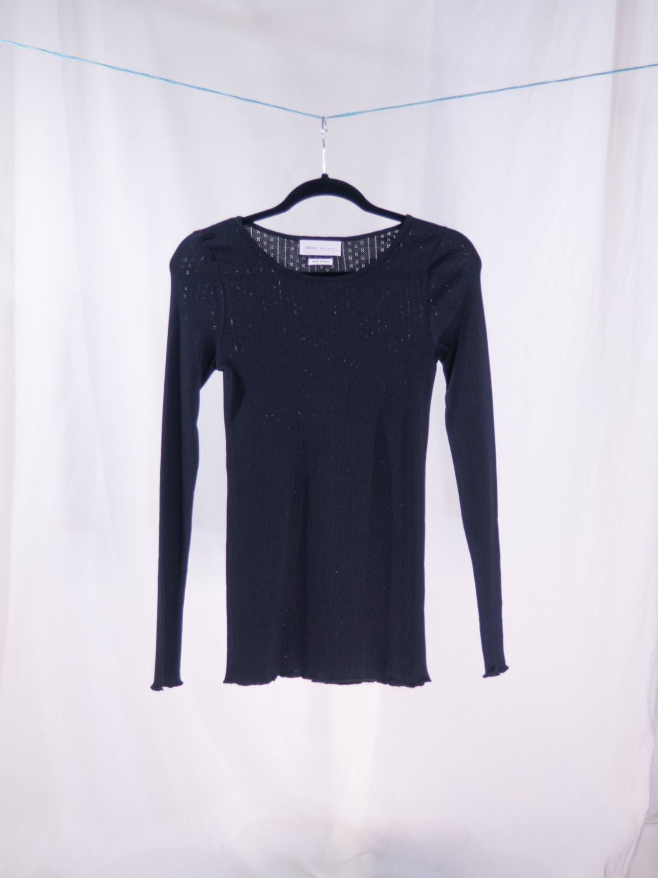 Edie blouse black