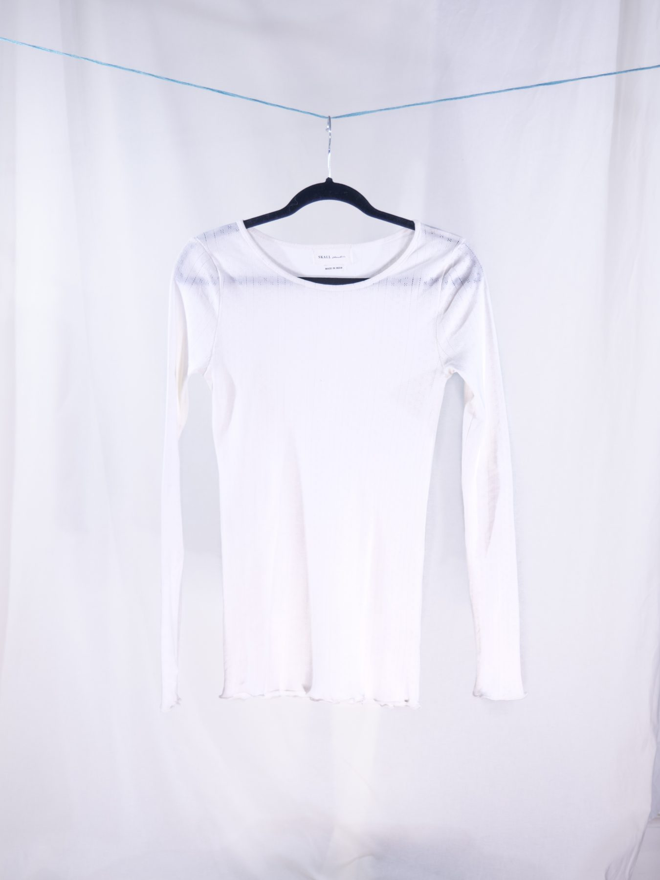 Edie blouse white