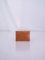Mark's cardcase eco classic camel