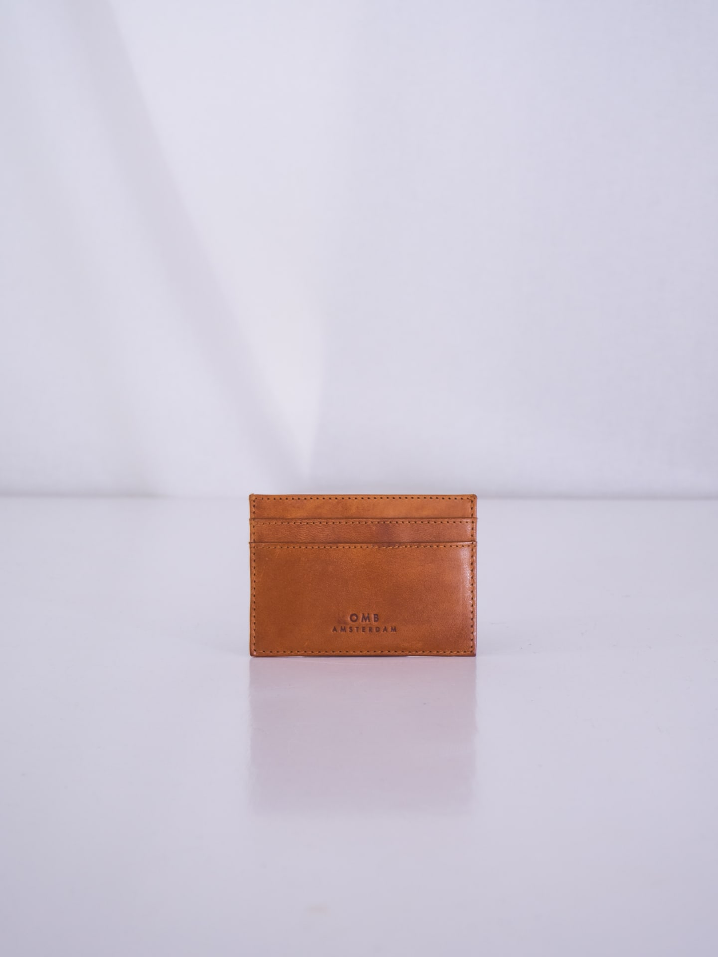 Mark's cardcase eco classic camel