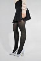 Filippa dots tights black