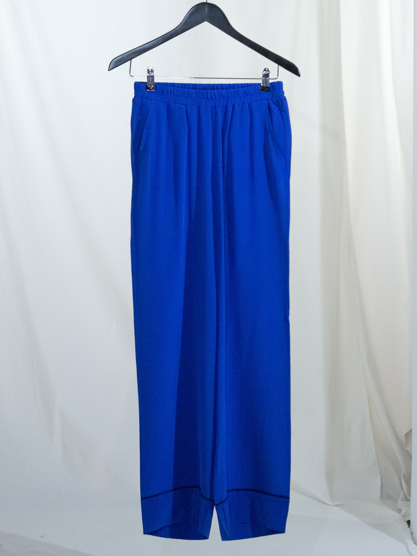 Panne trousers limoges