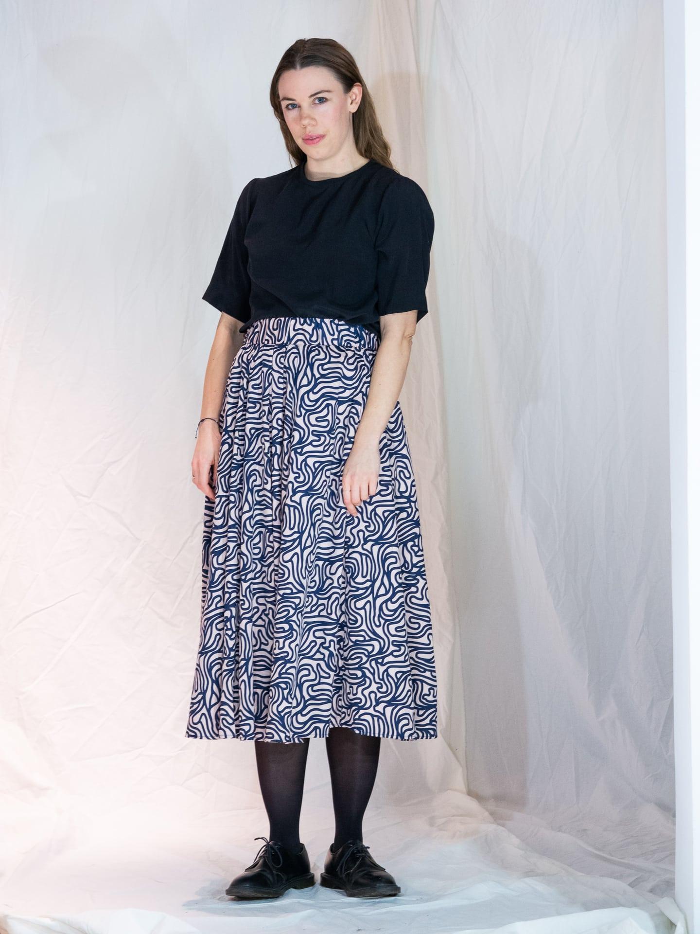 Writer skirt