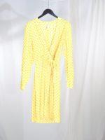 Donna dress yellow