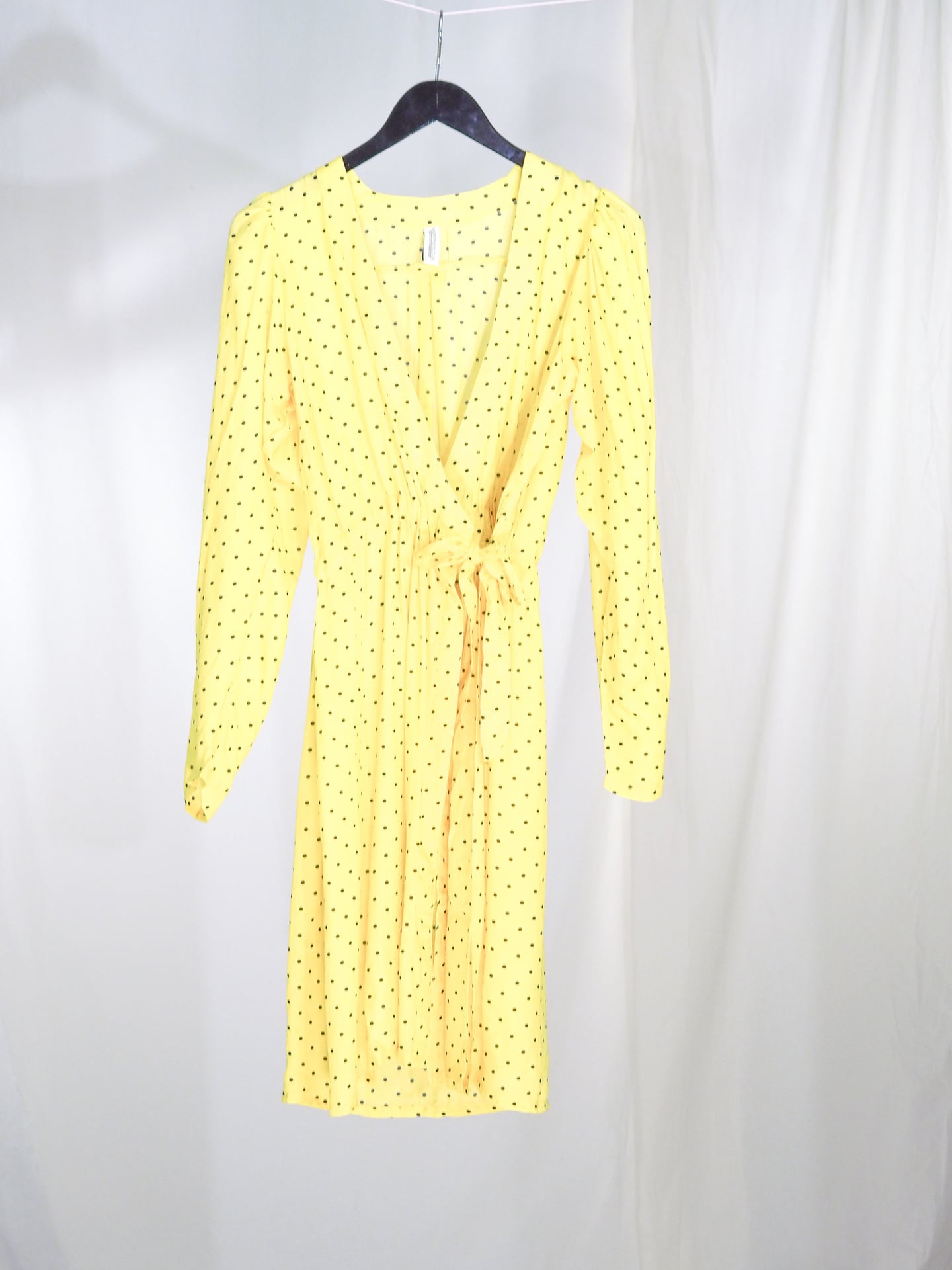 Donna dress yellow