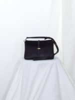 Ella midi eco midnight black