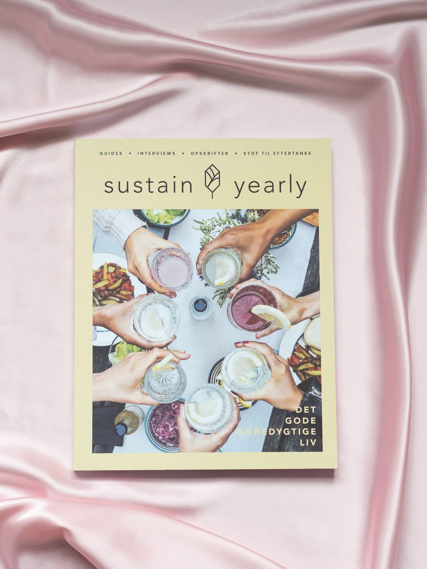 Sustain yearly tredje år