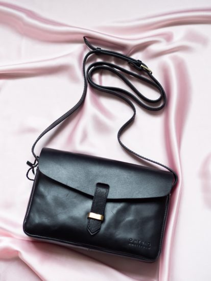 Ally bag midi eco classic black