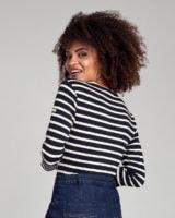 Berton Striped blouse blue