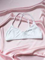 Move base soft-bra white