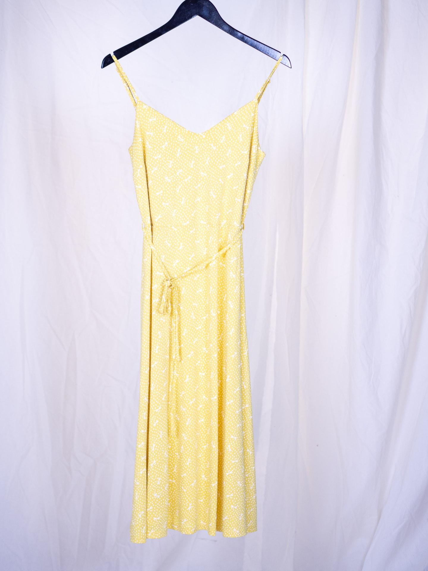 Jenna dragonfly dress