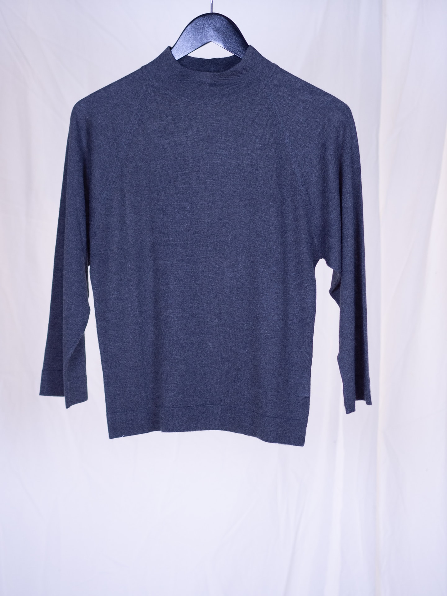 Livo cashmere silk turtle neck