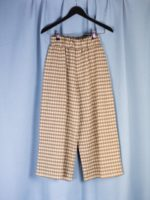 Adrienne organic cotton trousers