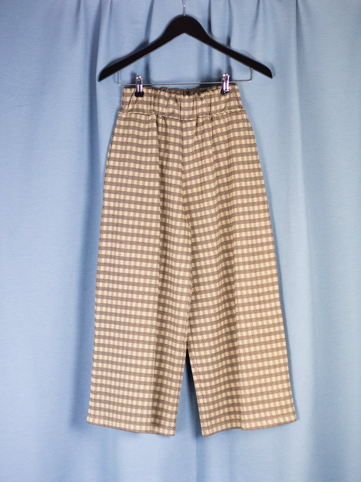 Adrienne organic cotton trousers