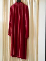 Dalia dress rumba red