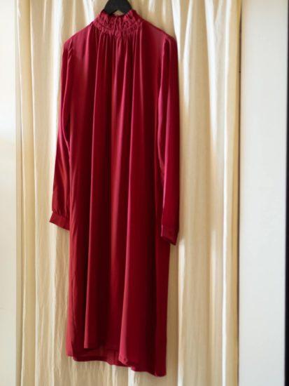Dalia dress rumba red