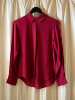 Split shirt rumba red