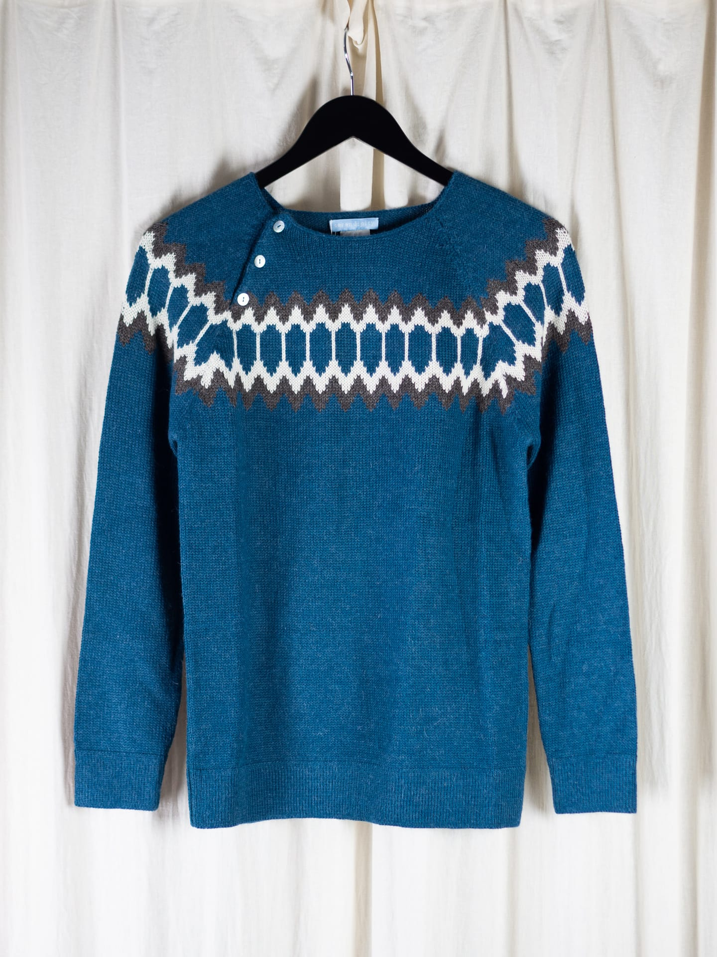 Alpaca raglan atlantic