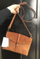 Ella midi eco wild oak soft gran leather
