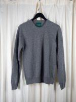 Cashmere strik grey