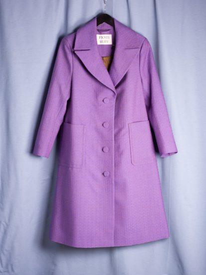 Kirsten - Windsor purple/camel