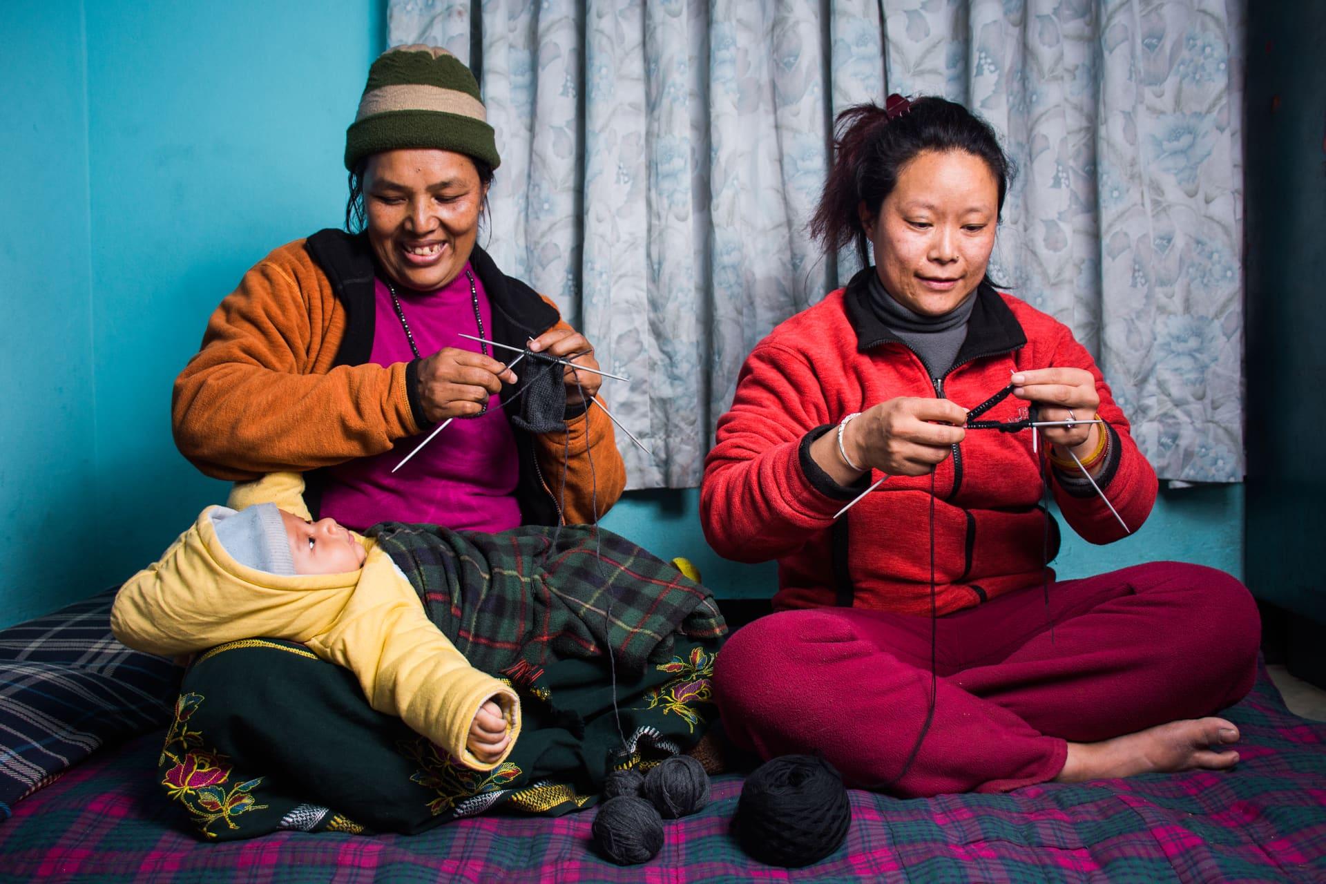 Dinadi – Social økonomisk strik fra Nepal