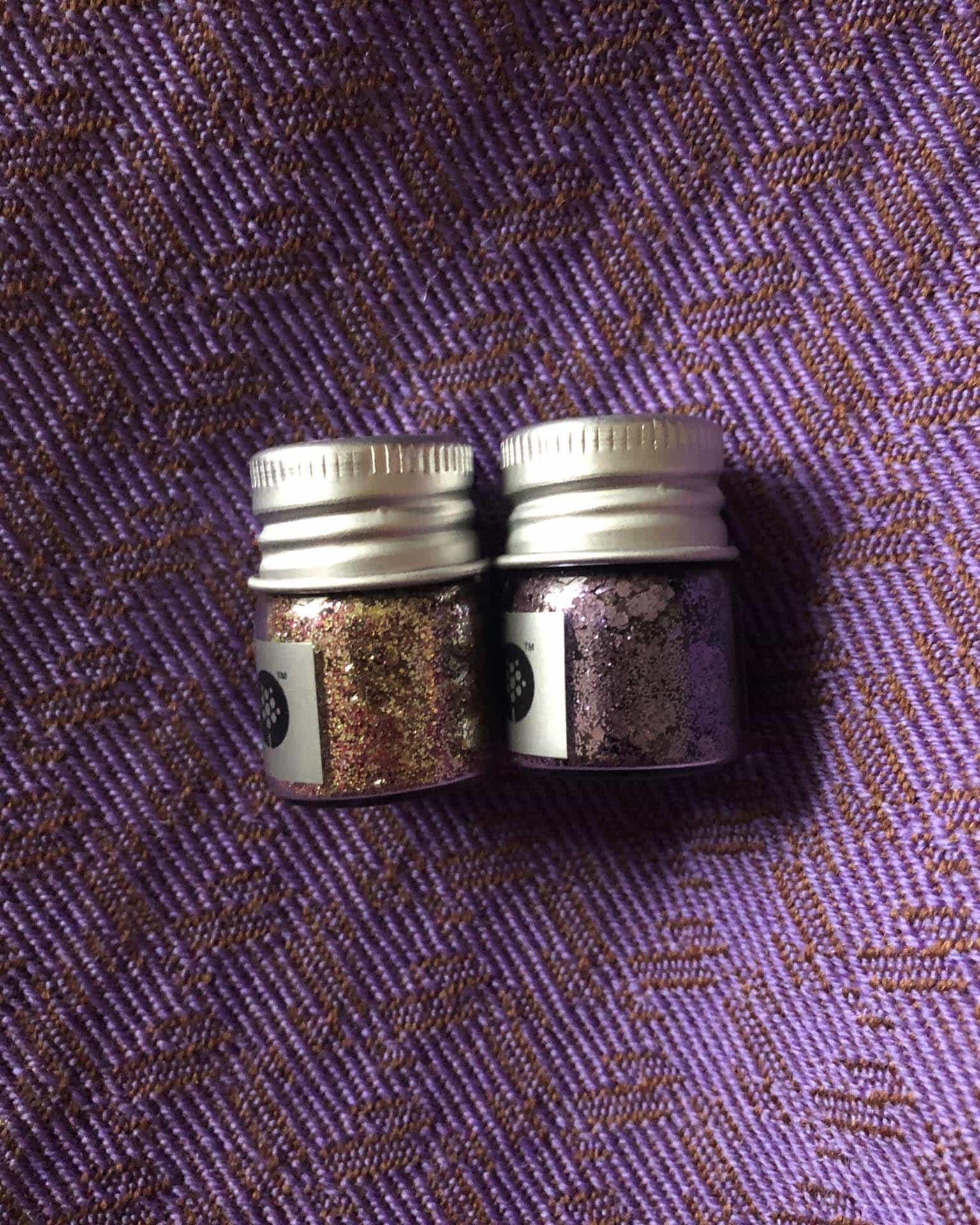 Glitter – sparklepony & electric amethyst