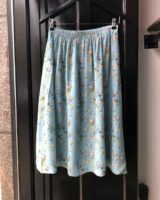Nessy skirt yellowdot