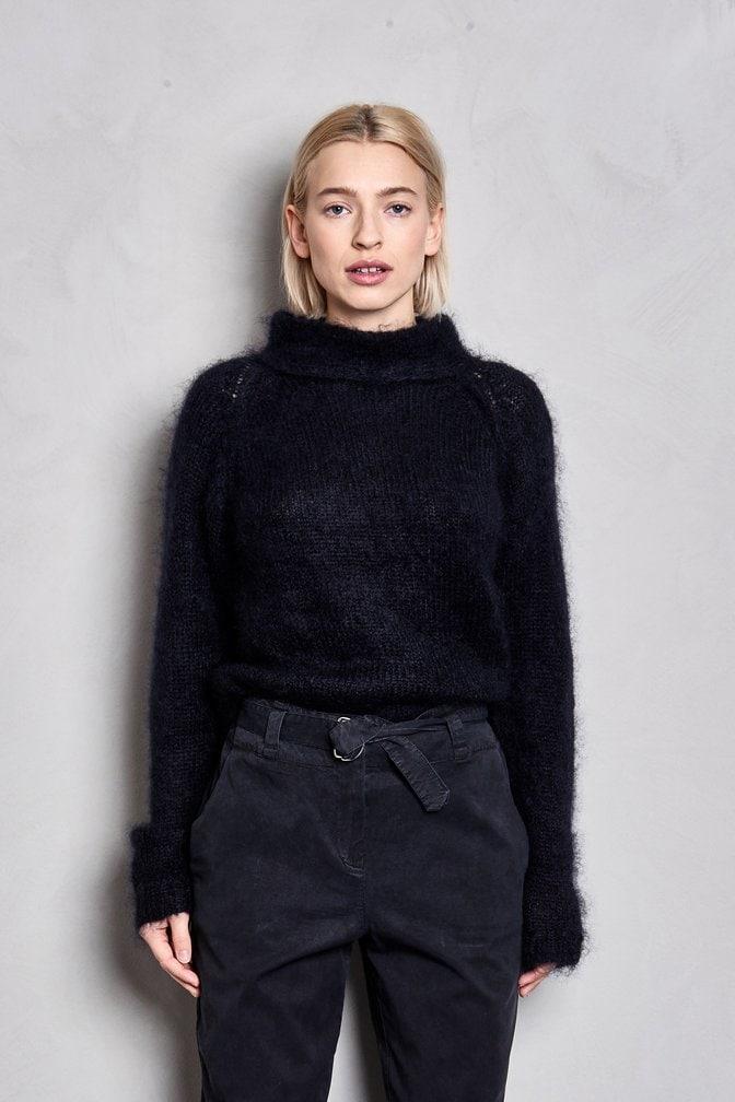 Rossi sweater black
