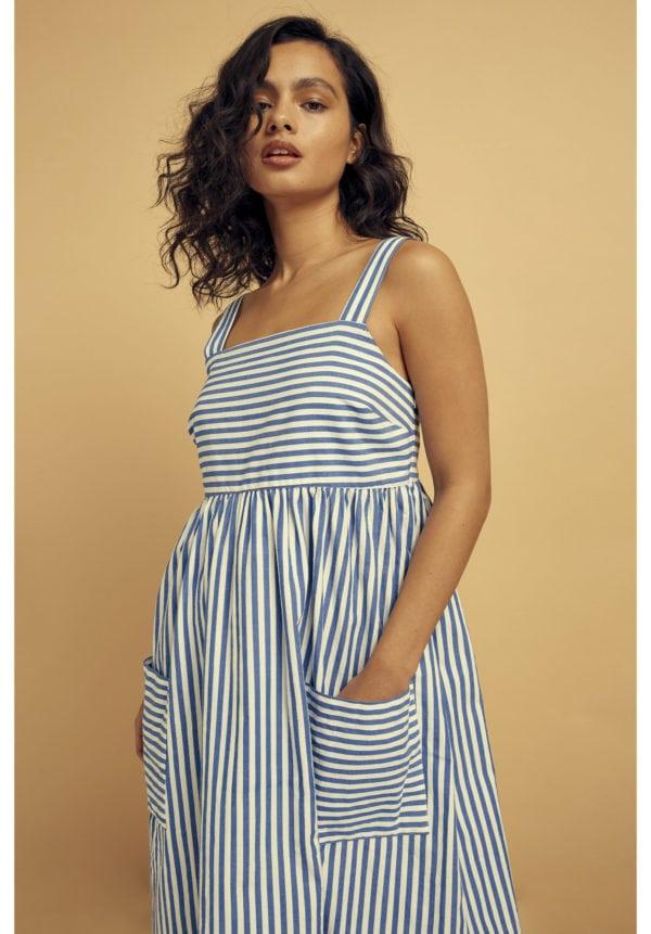 Luella Stripe Dress