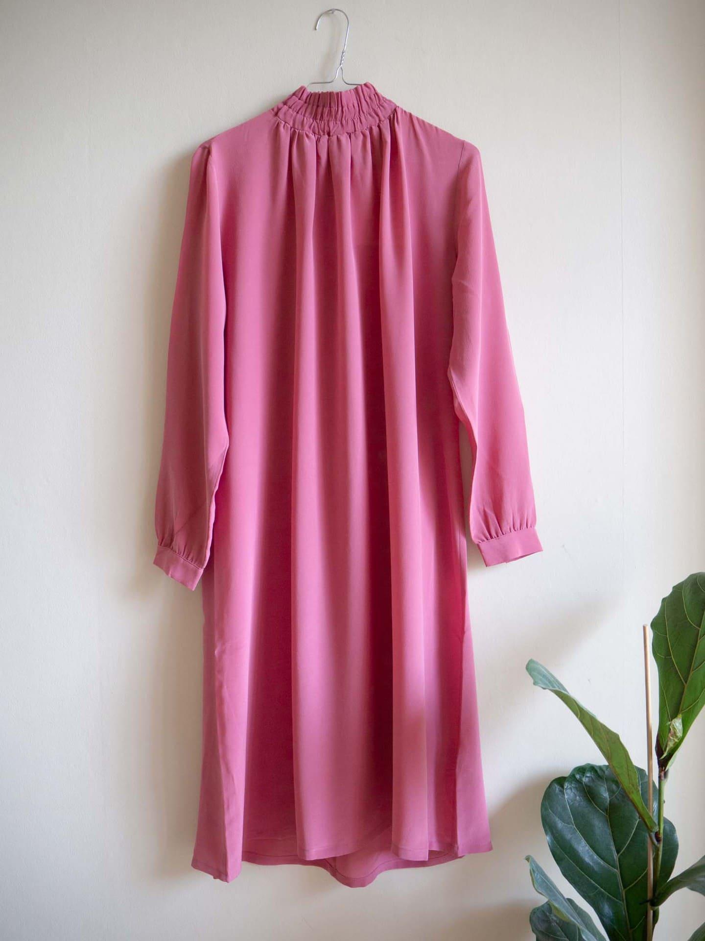 Dalia dress mauve