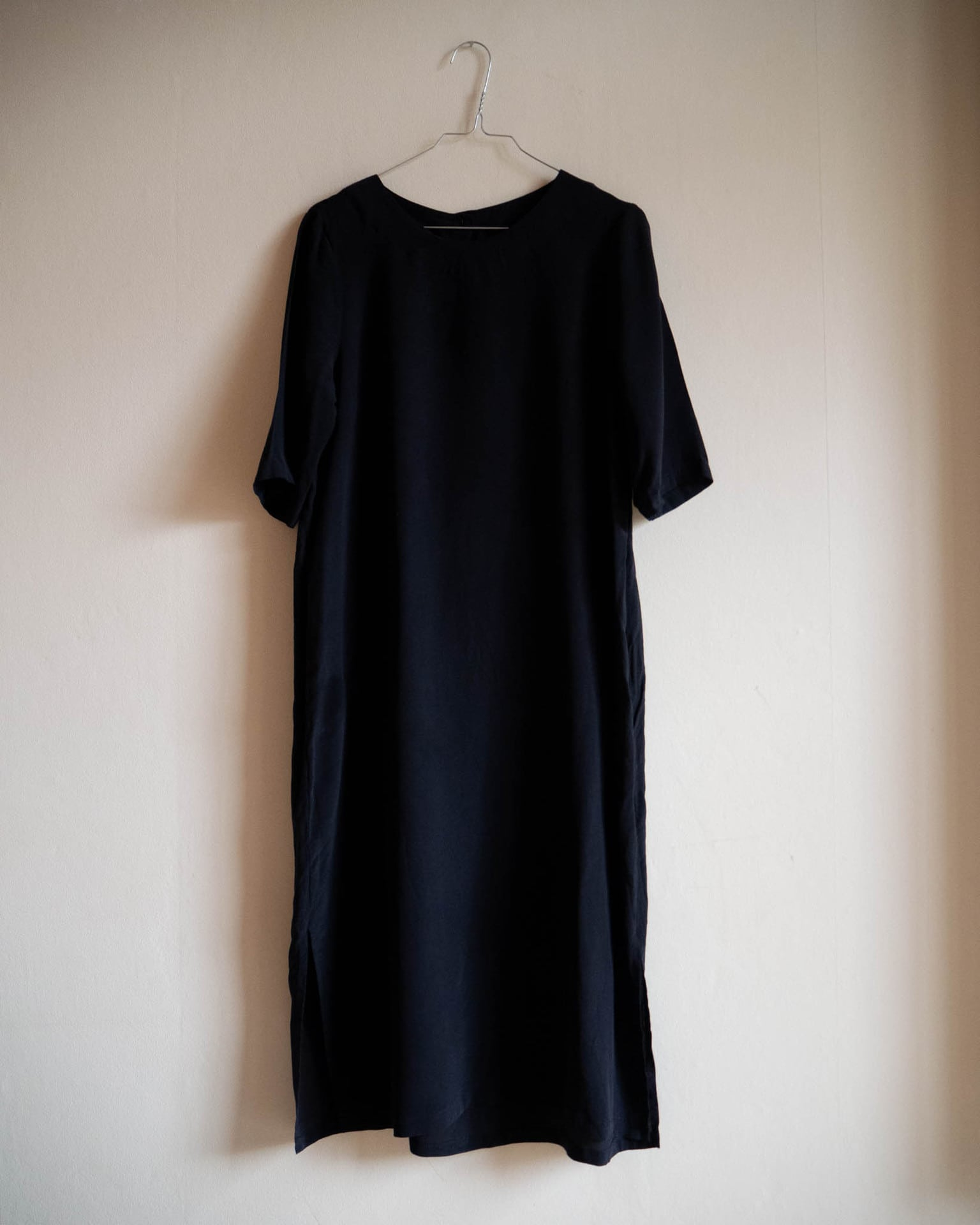 DOCCA DRESS BLACK