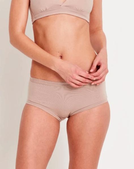 Brief core panties nude awakening