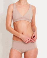 Core bralette soft-bra nude awakening