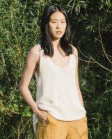 Stella organic cotton vest