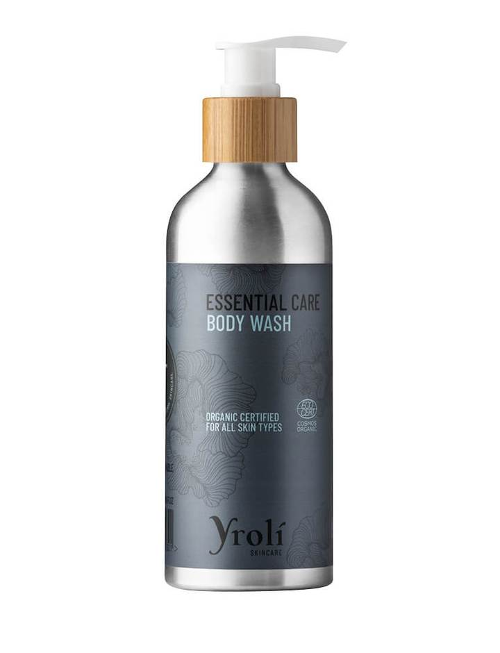 ESSENTIAL CARE BODY WASH økologisk hudpleje yroli