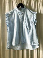 Light blue nora shirt