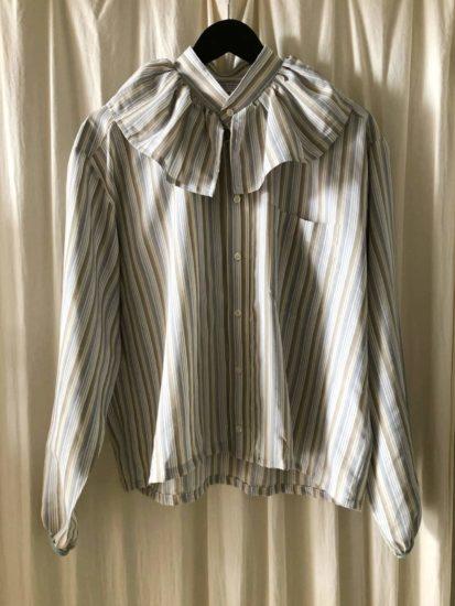 lus bæredygtig upcycled skjorte