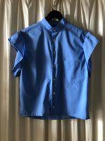 Blue nora shirt