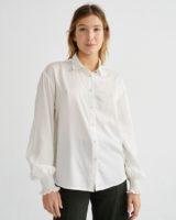 White ceres blouse