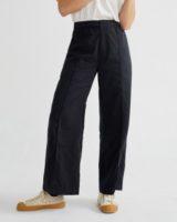 Black maia pants