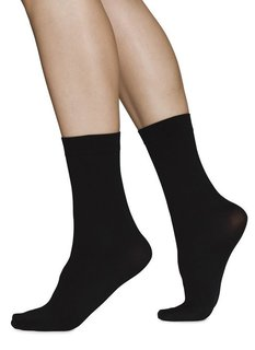 Ingrid socks black