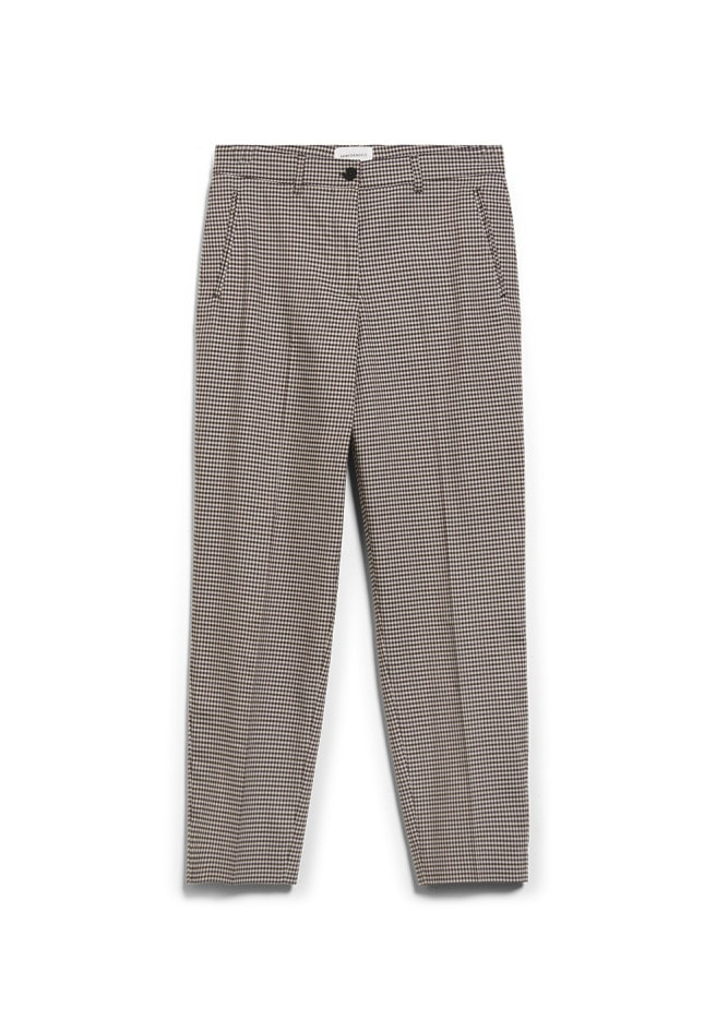 Varmaa trousers microchec