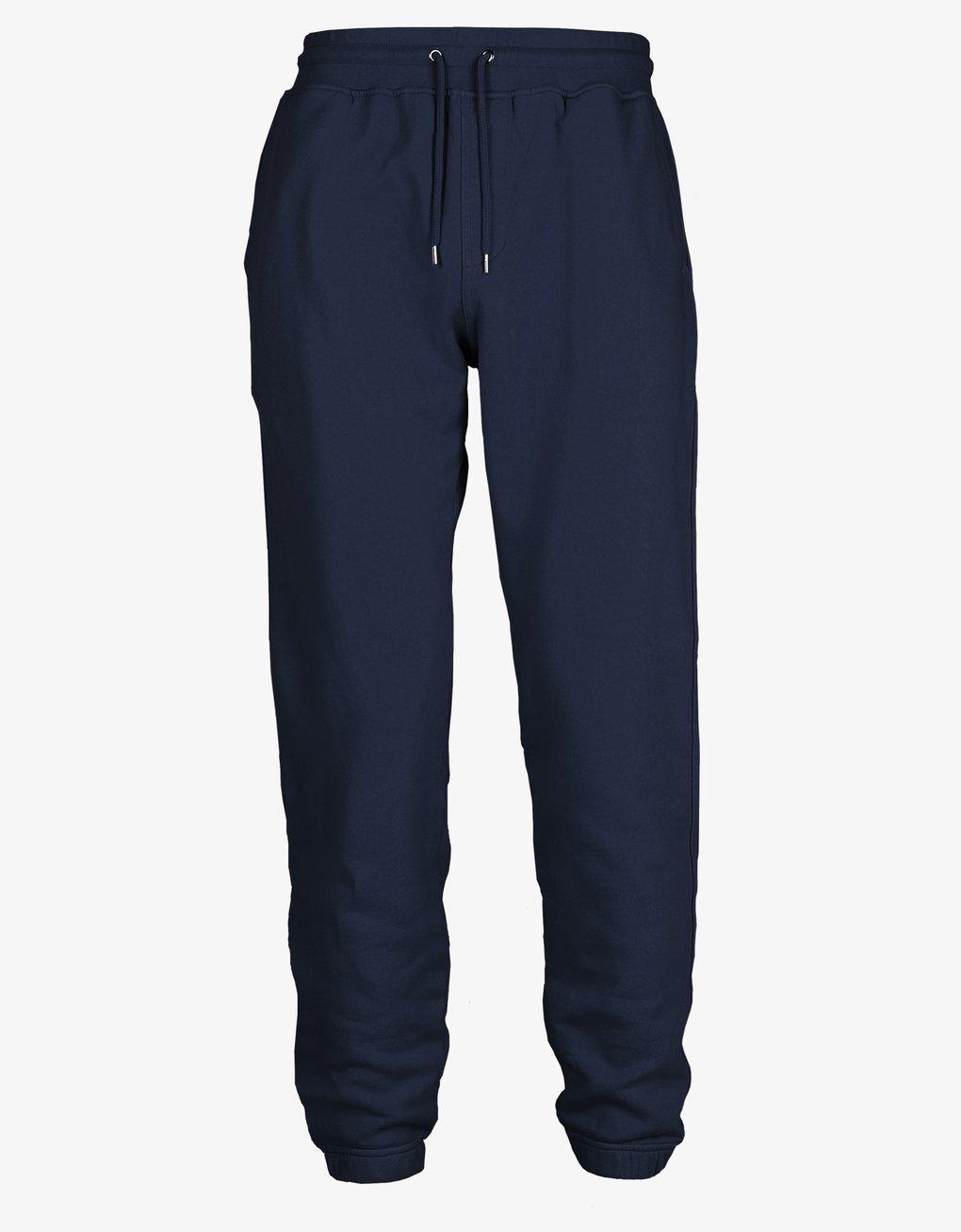 Classic organic sweatpants navy